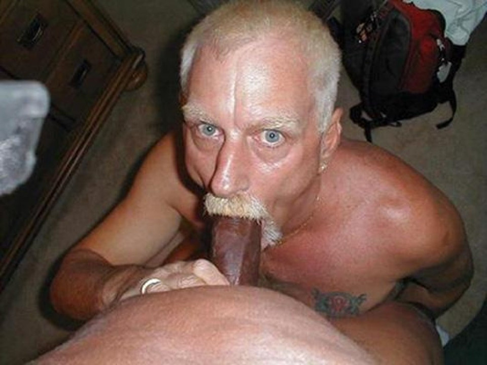 Fullback reccomend Pictures of mature men sucking cocks