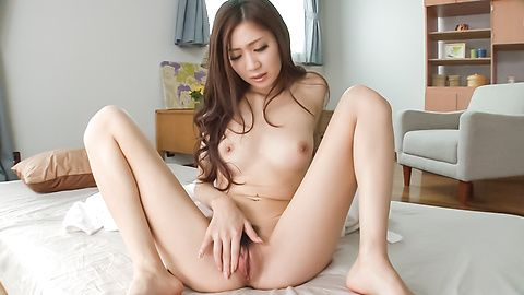Asian pussy masturbation