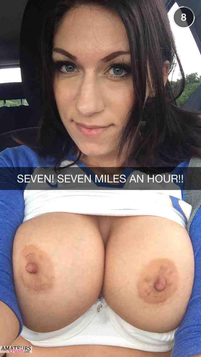 best of Snapchat big boob