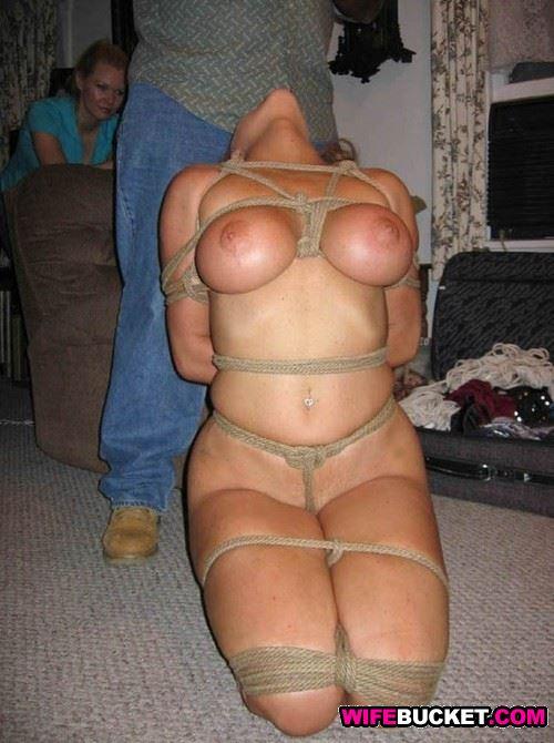 Troubleshoot reccomend Bondage wife bucket tube