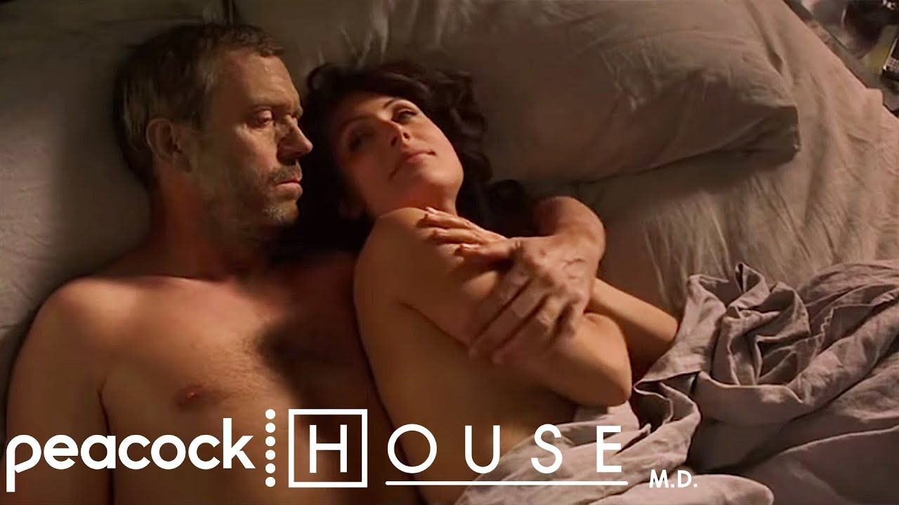 Doctor /. D. reccomend House gay stripper massage cuddy