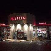 Specter reccomend Hustler in monroe