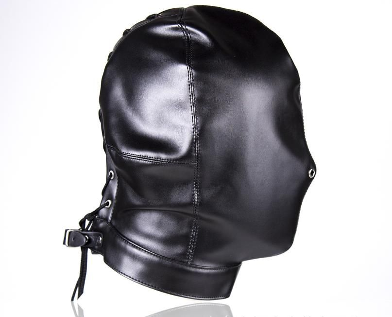 Herald reccomend Bondage leather mask