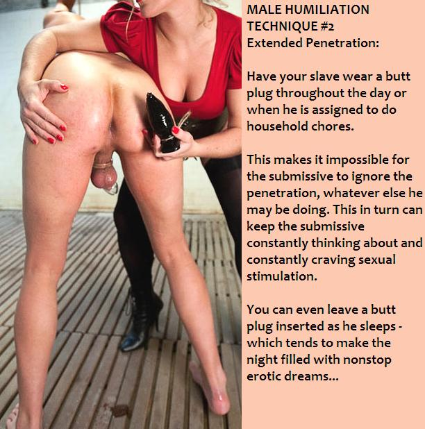 Spike reccomend Femdom wife training techniques