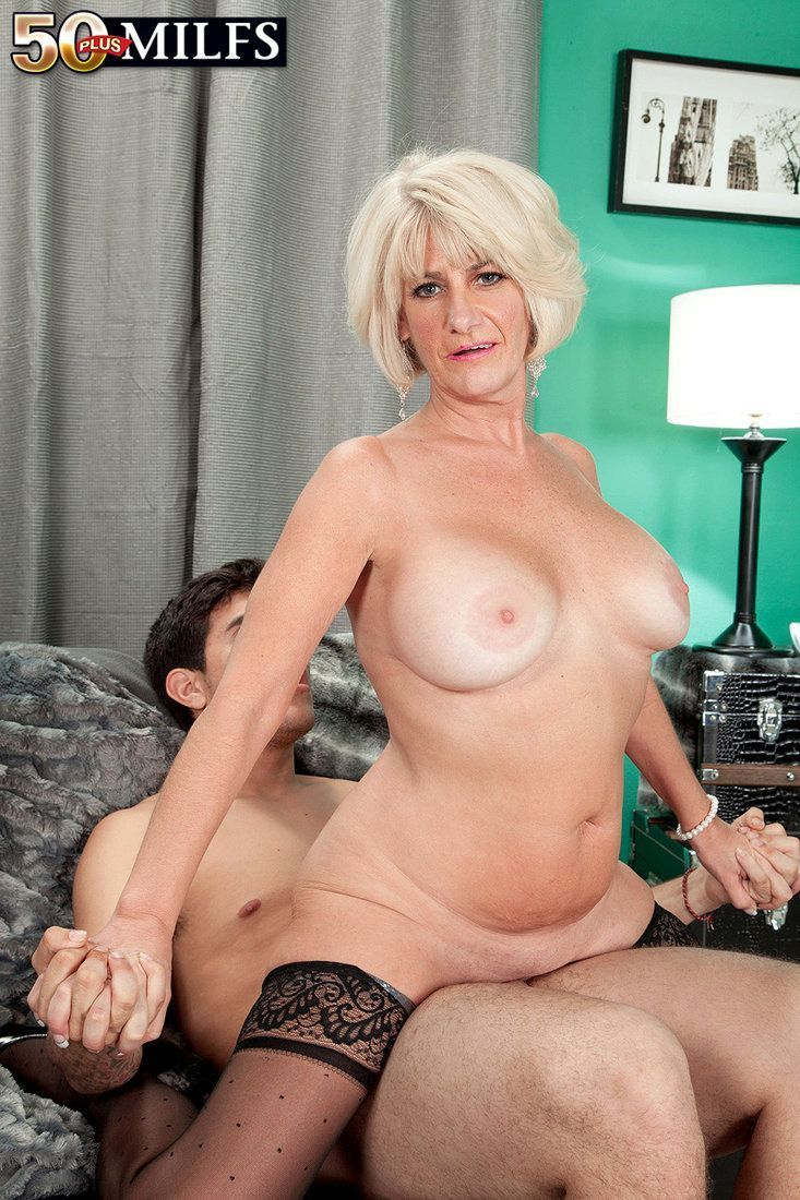 Mature interracial 50 60 granny milf