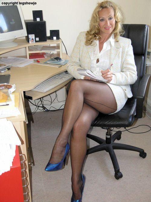 Hot mature secretarys
