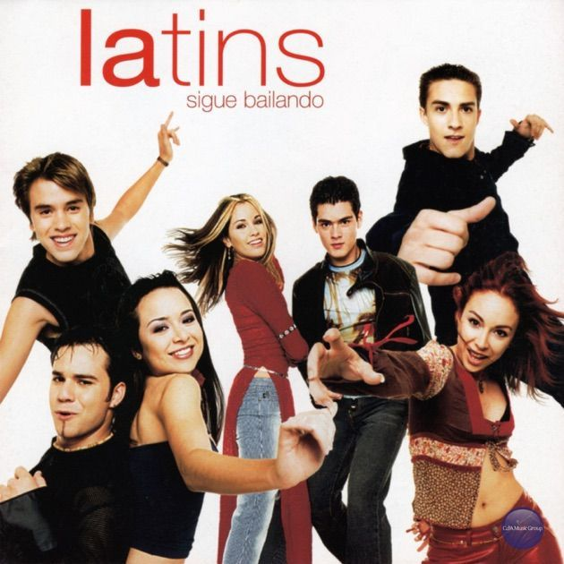 best of Bailando Latins sigue