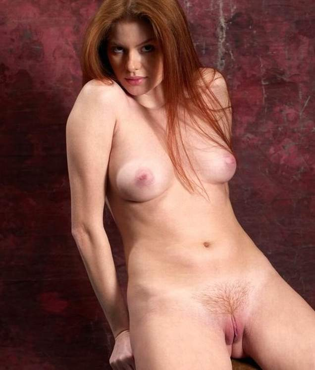 Dollface reccomend Thumbs redhead hairy boobs