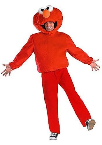 Neptune reccomend Adult costume halloween sesame street