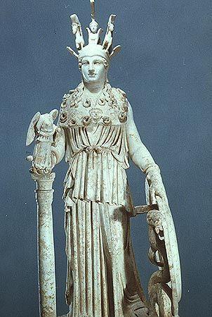 Goddess athena domination