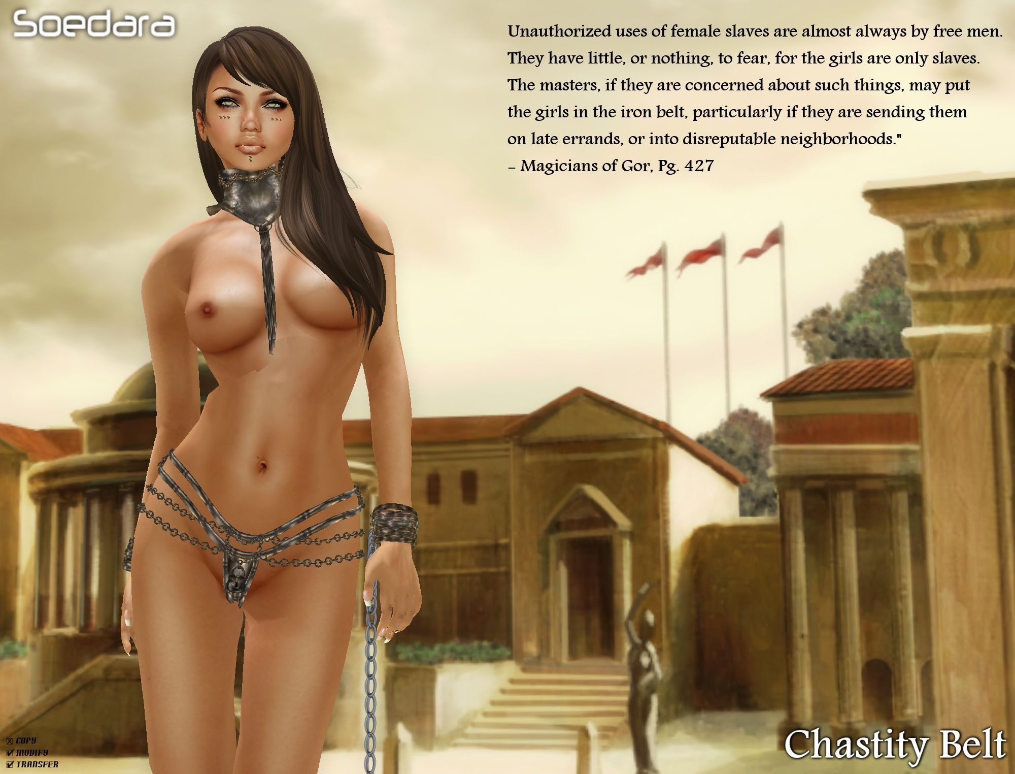 Minty reccomend Female slavery bdsm