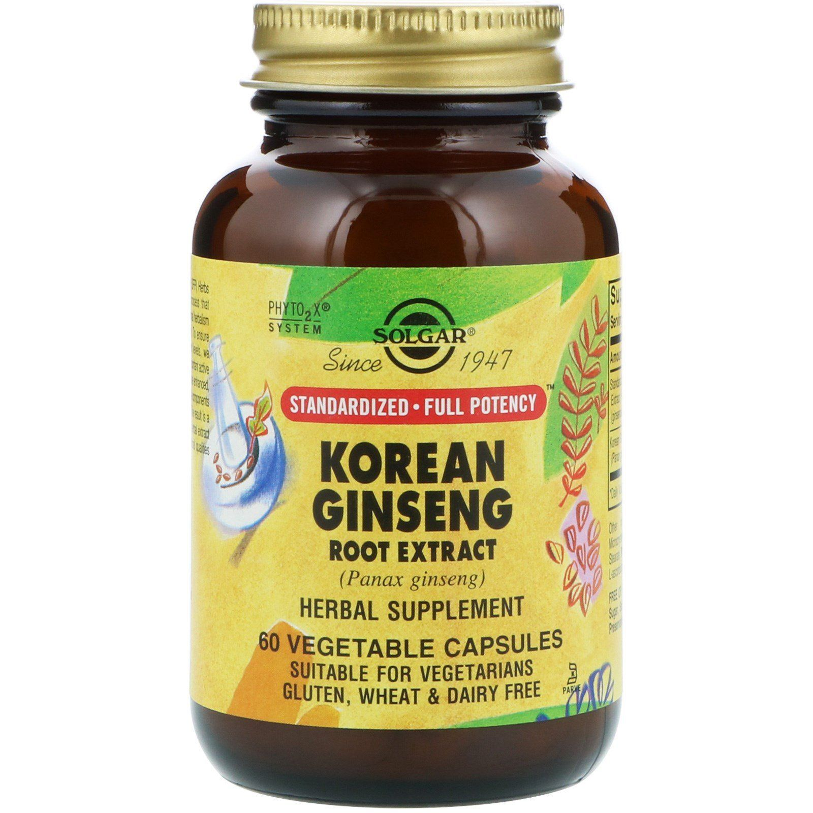 best of Extract Asian ginsing