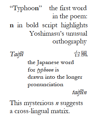 Asian poetry in translation japan