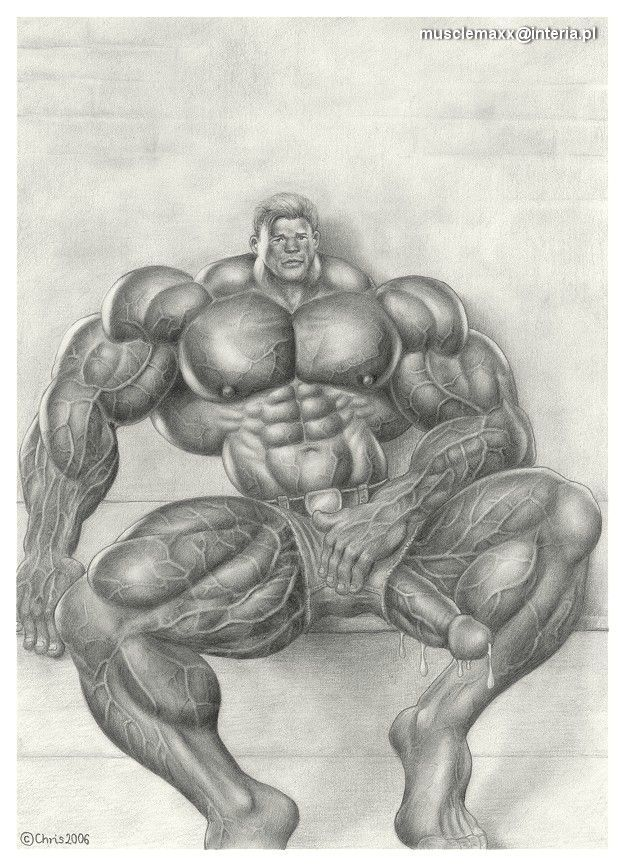 Bara Muscle Men Xxgasm