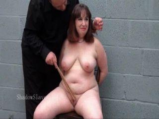 Chubby girls tortured
