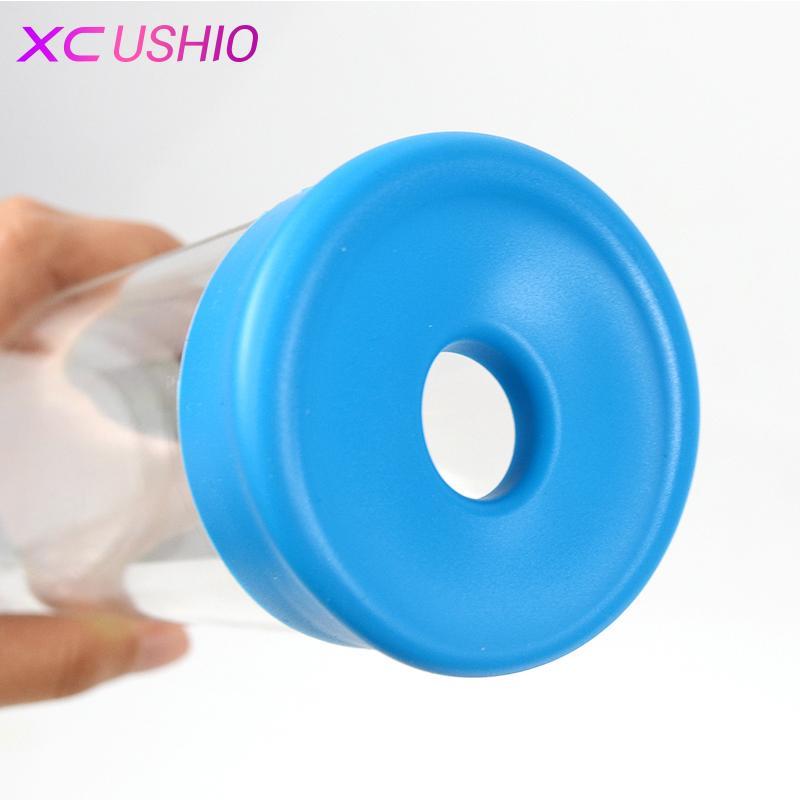 Masturbation sleeves for penis pump
