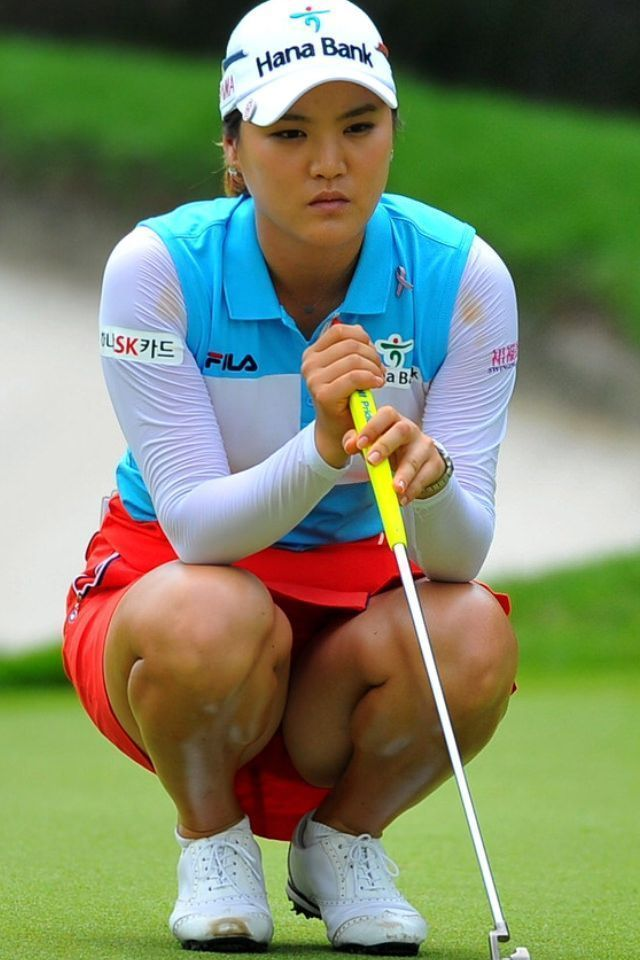 best of Golf upskirt Creamer