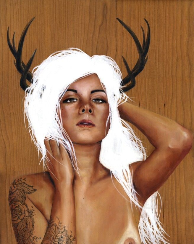 Good D. reccomend Deer rack and naked