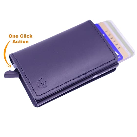 Wallet that readers cannot penetrate