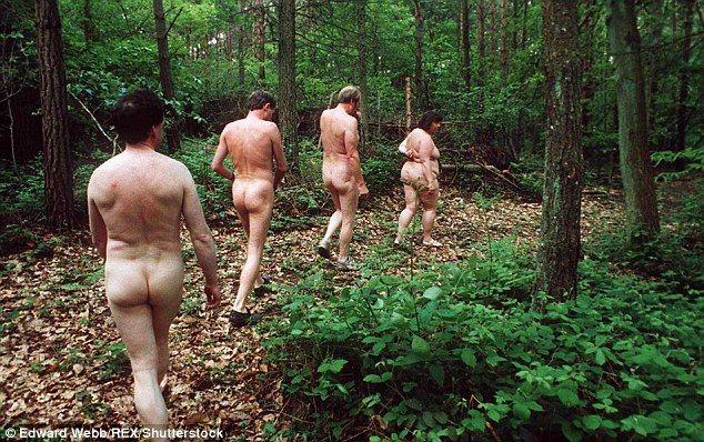 Nude resorts olympia