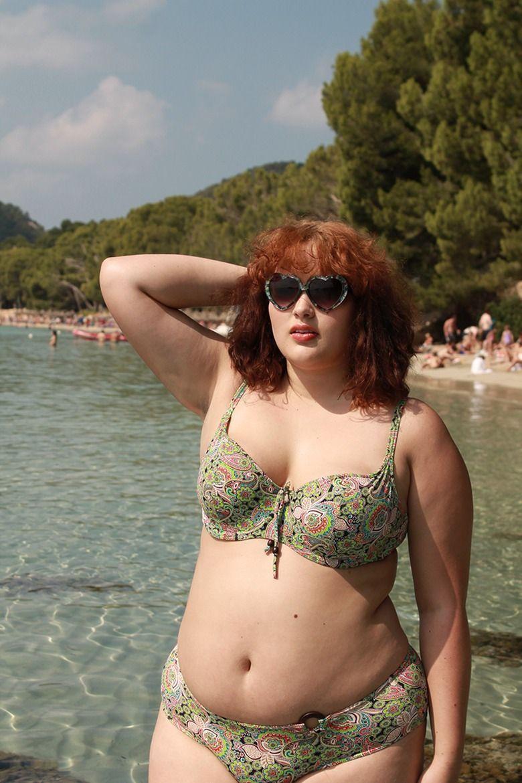 Shadow reccomend Gordita en bikini