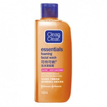 best of Wash Clean facial & foaming clear