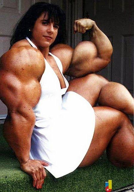 Men who suck bodybuilders