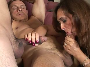 best of Mature wife Bisexual