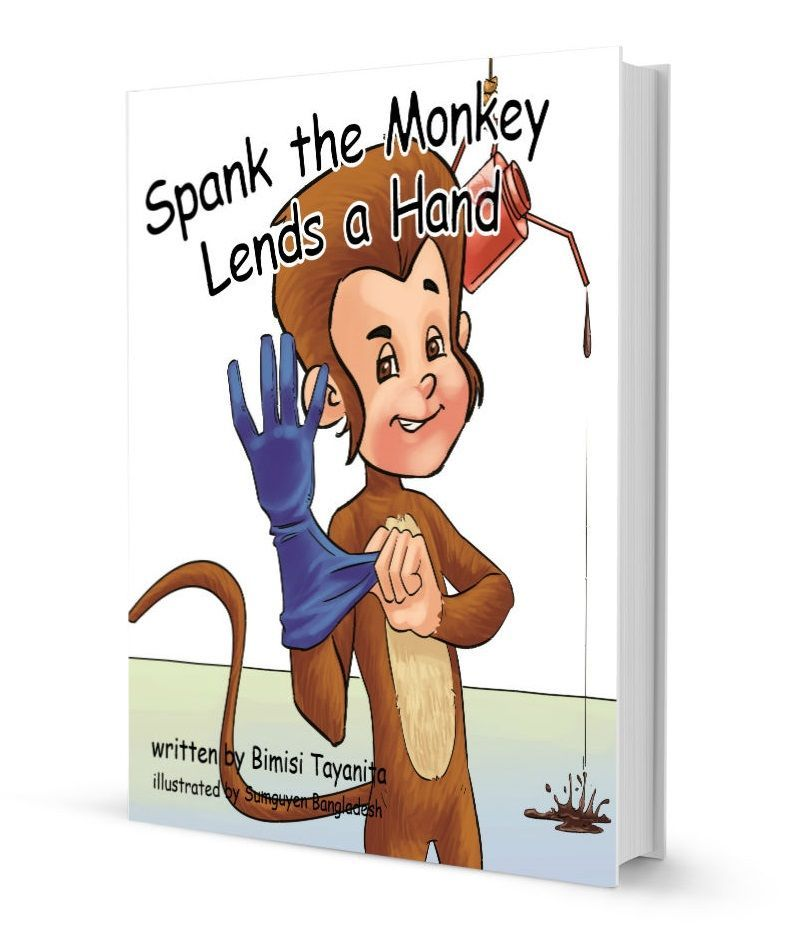 Secret to spank the monkey
