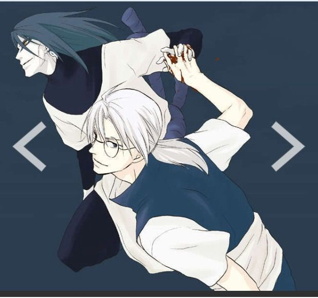 Orochimaru sasuke non-con bondage yaoi