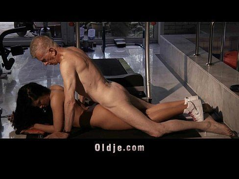 best of Girl sexy dominated Oldman by