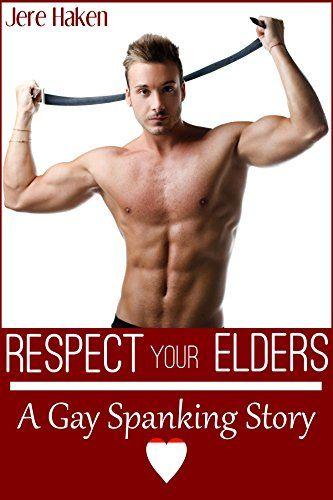 Gay master fond of spanking