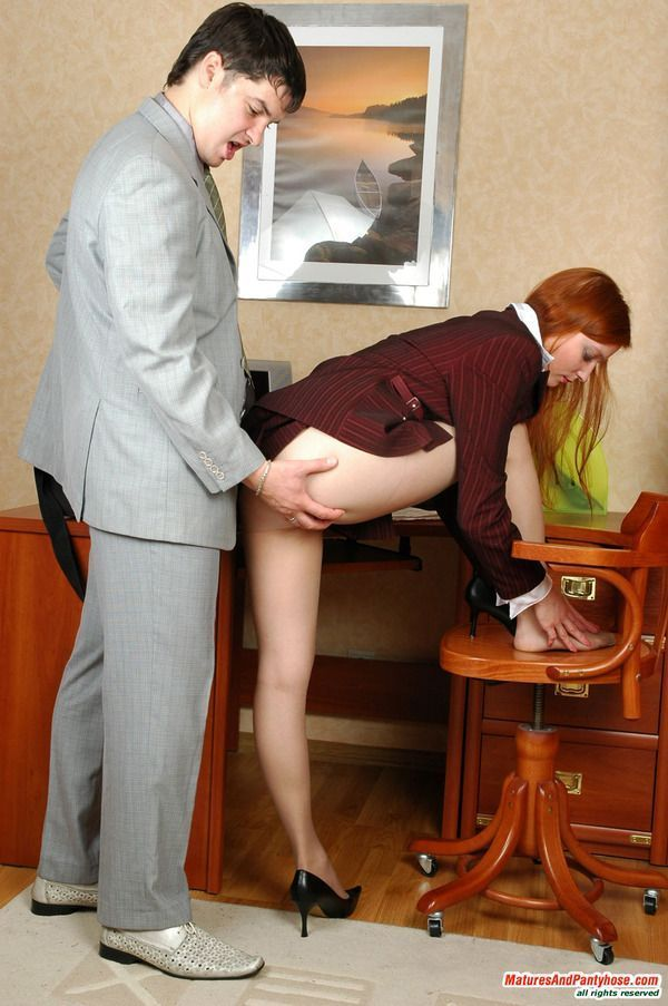Have hot mature black secretaries are