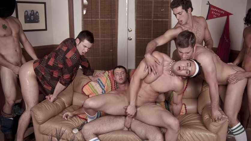 Gay orgy porn movies