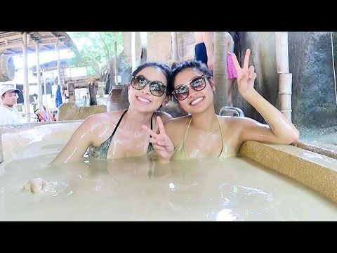 Lunar reccomend Lesbian mud bath