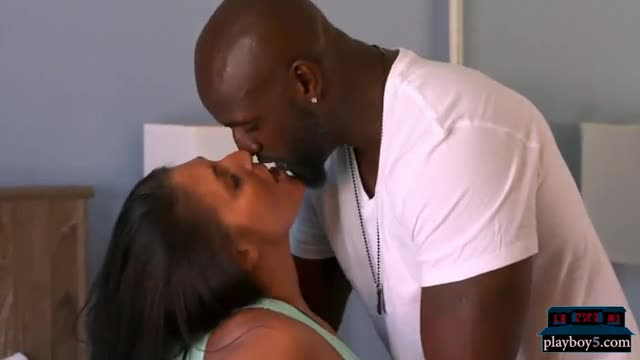 Amater interracial ffm porn tube
