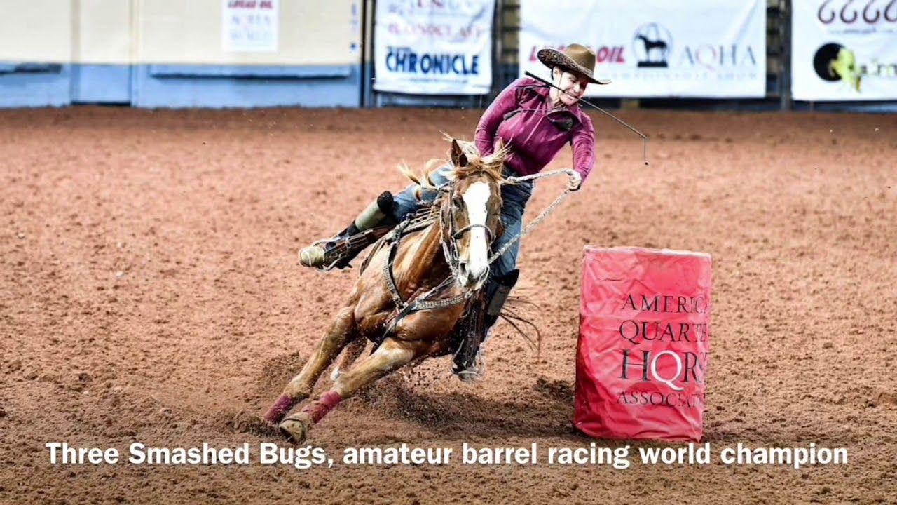 best of Racing Amateur barrel