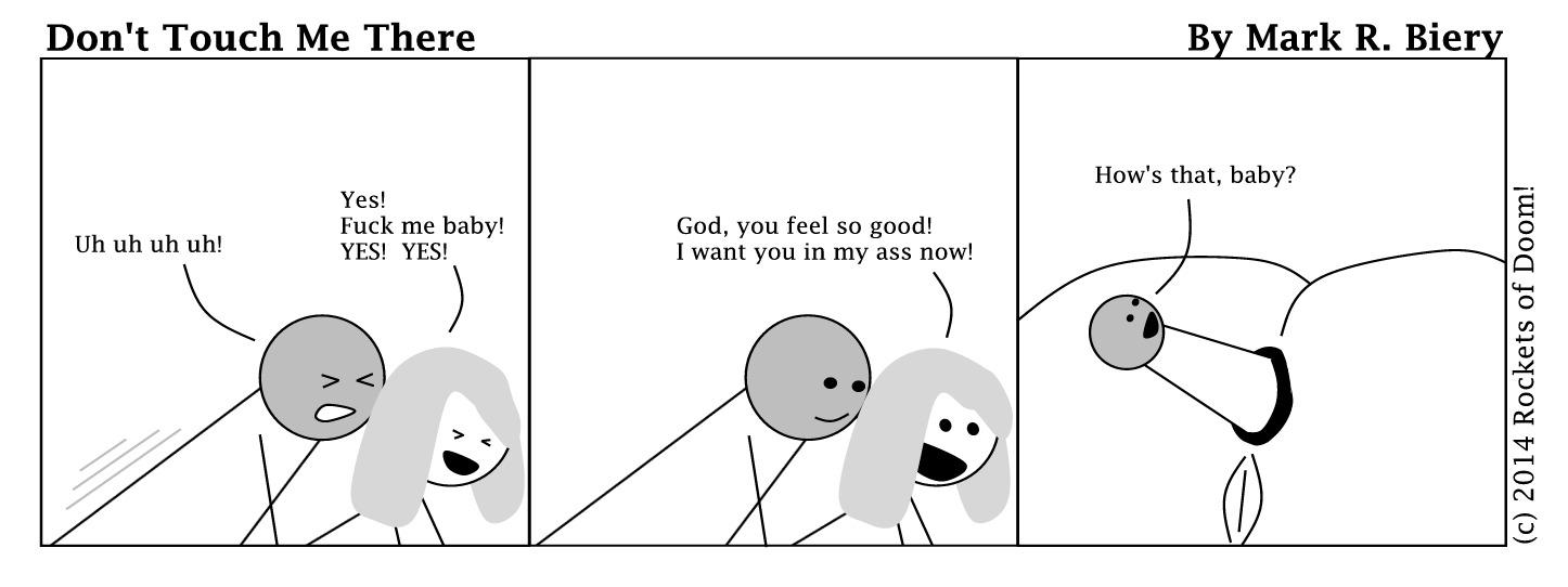 Anal fucking cartoons