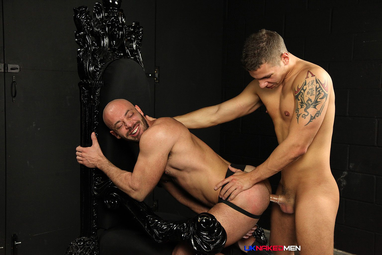 best of Fetish uknakedmen Arse
