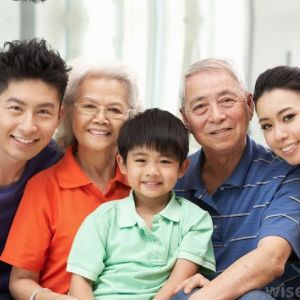 Asian parent sheet