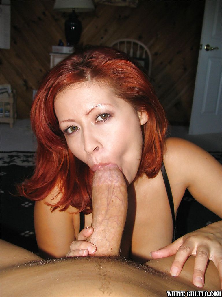 My girlfriend's hung ex big dick