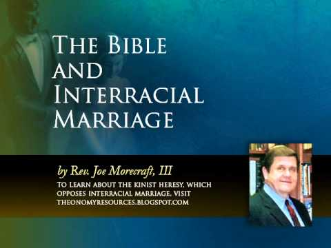Interracial dating in the bible