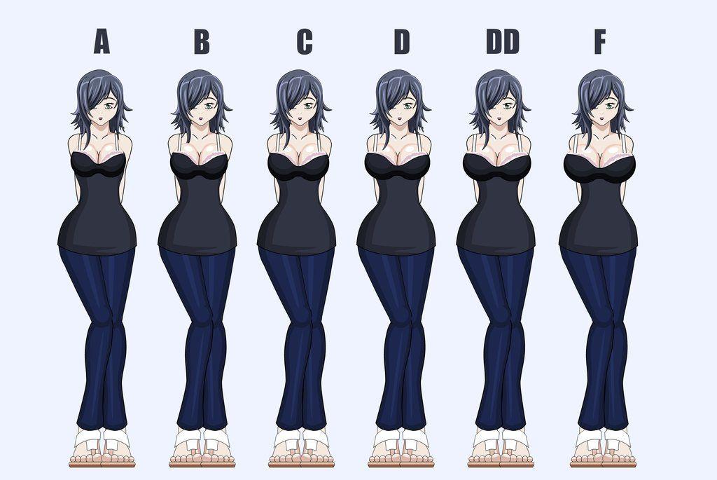 Boob size matters