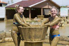 Astro reccomend Lesbian mud bath