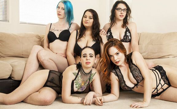 Girl orgy in lingerie porn Girl Orgy Virtual Porn Archive Comments 2