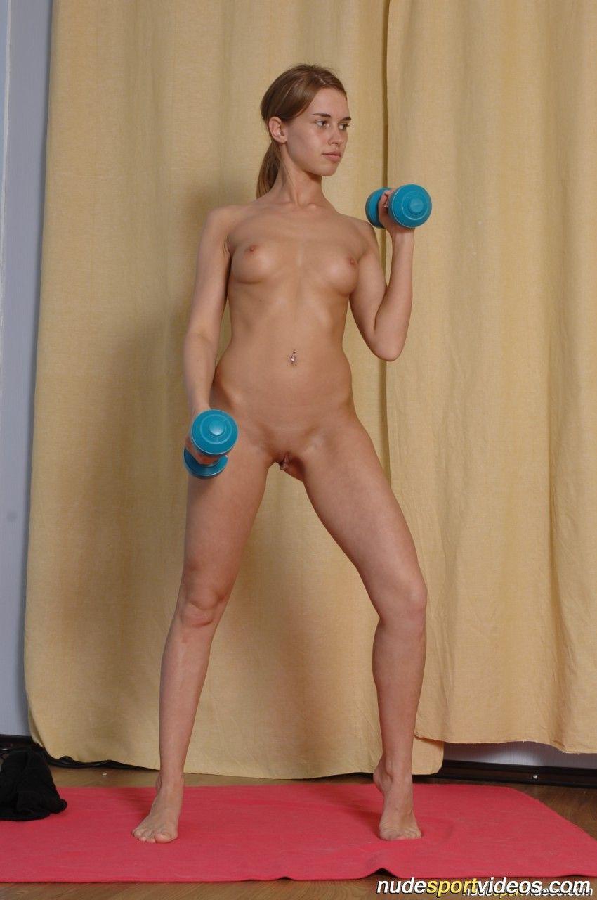 Clip nude sports