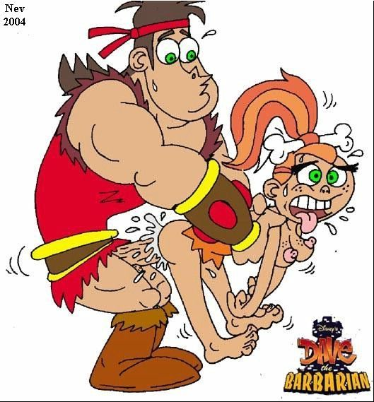 Share your Dave the barbarian princess porn