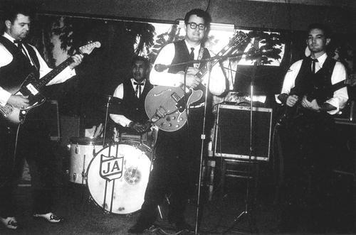 Dick crys rhythmaires