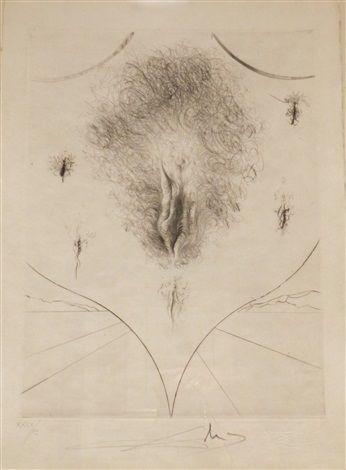 Canine reccomend Dmoz vulva art