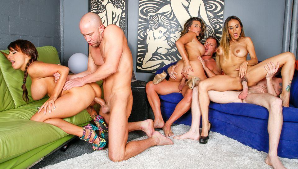 Torrent wife swap orgy